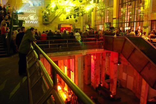 Berlin Berghain/Panorama Nightclub - All City 7