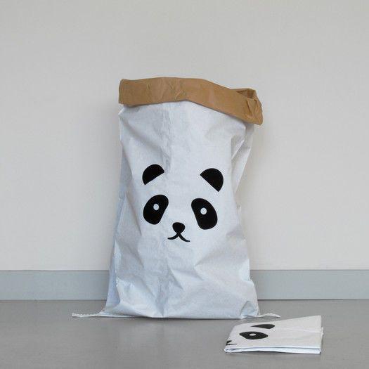 Kolor Paper Bags Panda