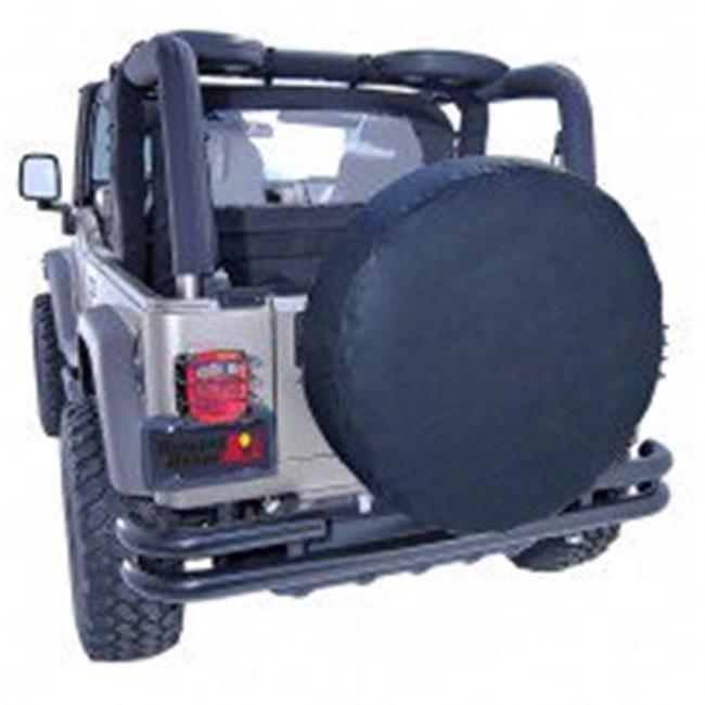 Outland Automotive 773201 30 32 In Tire Cover Black Spare Tire