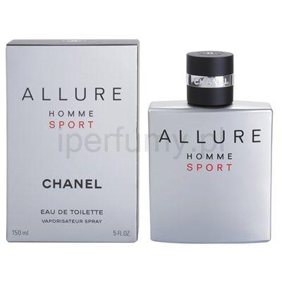Chanel Allure Homme Sport, woda toaletowa dla mężczyzn 150 ml | iperfumy.pl