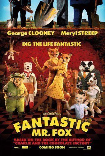 Movie Favorites Not in the Top 250 - Fantastic Mr. Fox (2009)