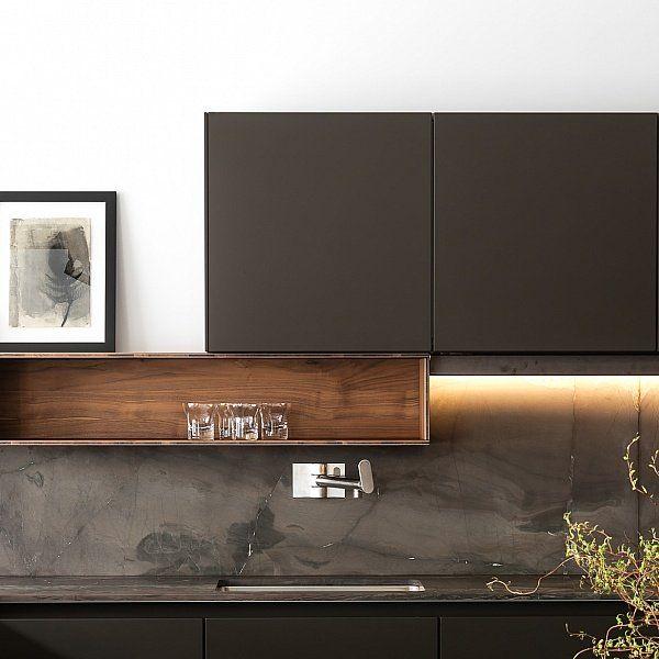 32 best bulthaup b Solitaire u2013 freedom, functionality and - lackiertes glas küchenrückwand