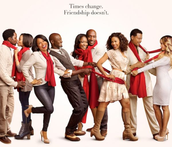 The Best Man Holiday - in theaters Nov. 15, 2013
