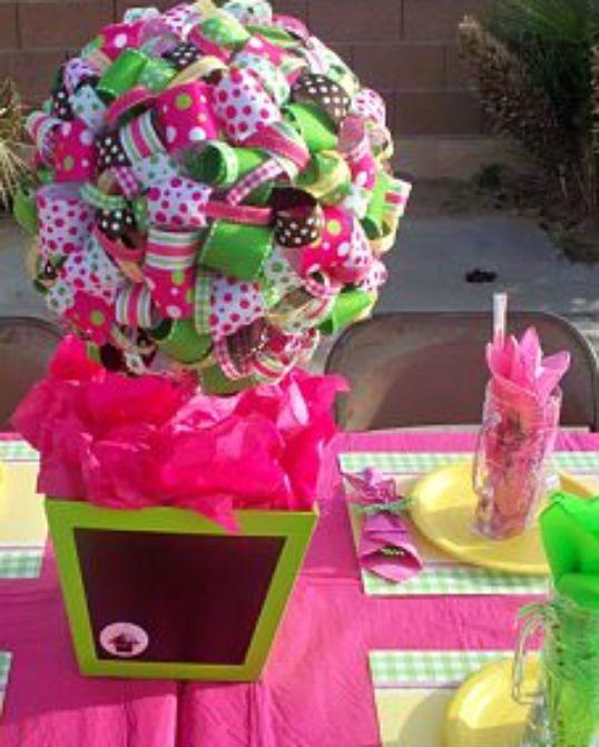 My Little Pony Birthday Ideas Girls
