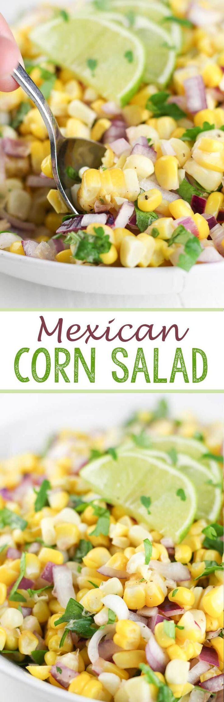 Grilled Corn Salad - YouTube