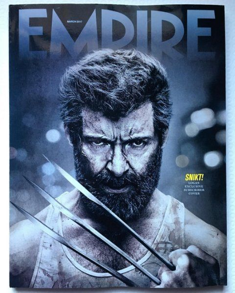 New picture of Hugh Jackman in 'Logan' on Empires subscriber cover http://ift.tt/2jh60Fq #timBeta