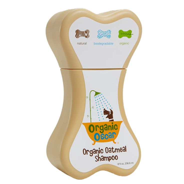 Life can be such an itch sometimes.  Do you and your dog agree? Put an end to your pup's dry, itchy skin with a dog shampoo designed to soothe sensitive skin and restore shiny coats.  Don't be afraid to throw your dog a bone they''ll really appreciate it.  The combination of organic oatmeal and organic leaf extracts soothe your dog's sensitive skin.