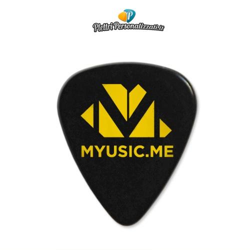 Plettri Personalizzati per myusic.me - www.myusic.me il nuovo portale dedicato ad Artisti, Band e semplici appassionati che cercano spazio nel mondo della musica.: Band