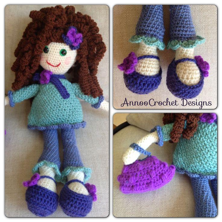 My look alike Doll is done!!! Free Tutorial
