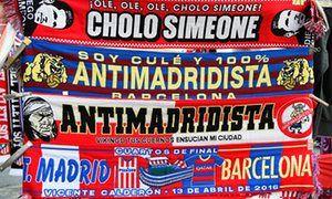 Atlético Madrid v Barcelona: Champions League quarter-final  live!