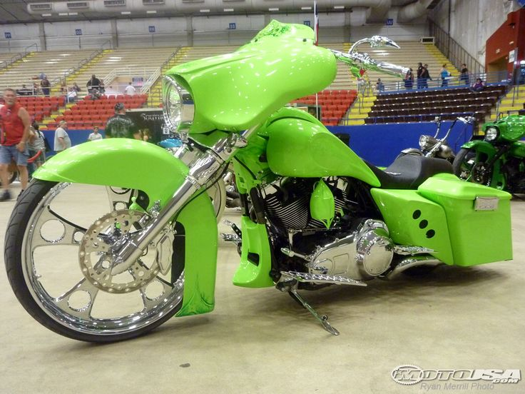 Bagger Paint Ideas