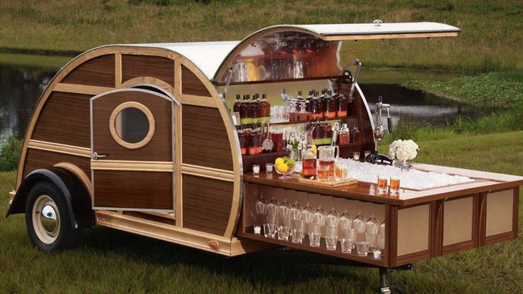 The Making Of The Bulleit Frontier Whiskey Woody Tailgate Trailer on Vimeo