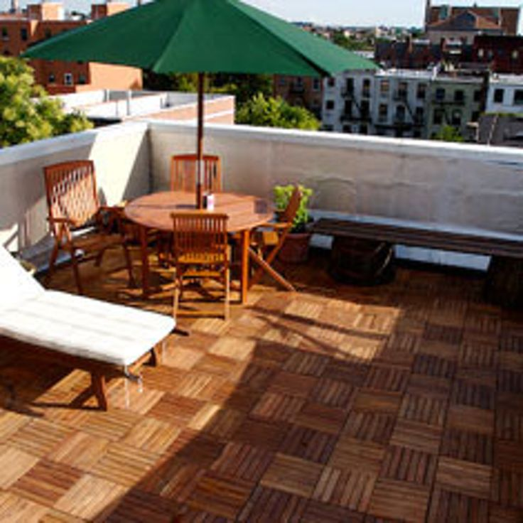 wood deck tiles concrete canada ikea interlocking reviews