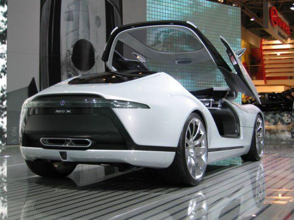 2020 Saab Aero X Concept Car Concept Cars Saab Saab 9 3 Aero