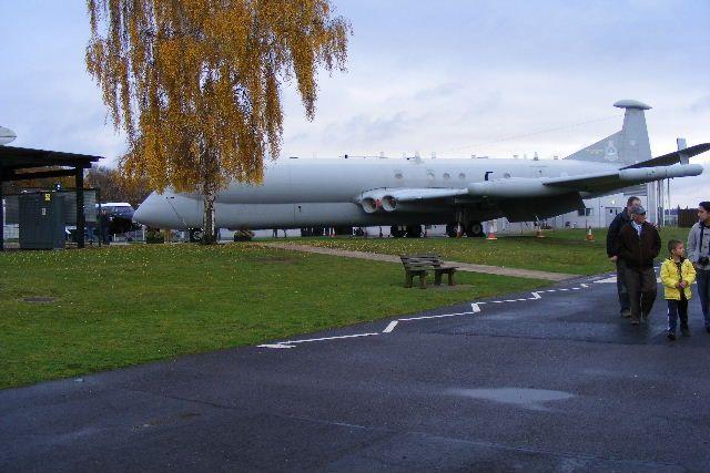 RAF Museum at Cosford, Nov 17th