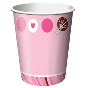 Bride To Be Dots Cups - $5.95 See more at http://myhensparty.com.au/