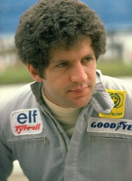 Jody Scheckter (SAf). World Champion 1979. GP starts 112. Poles 3. Wins 10. Podiums 33.