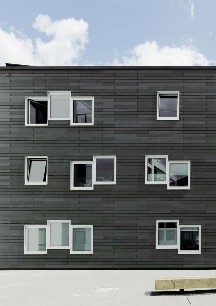 17 best images about rain screen on pinterest reinforced for Minimalist house of kashiba