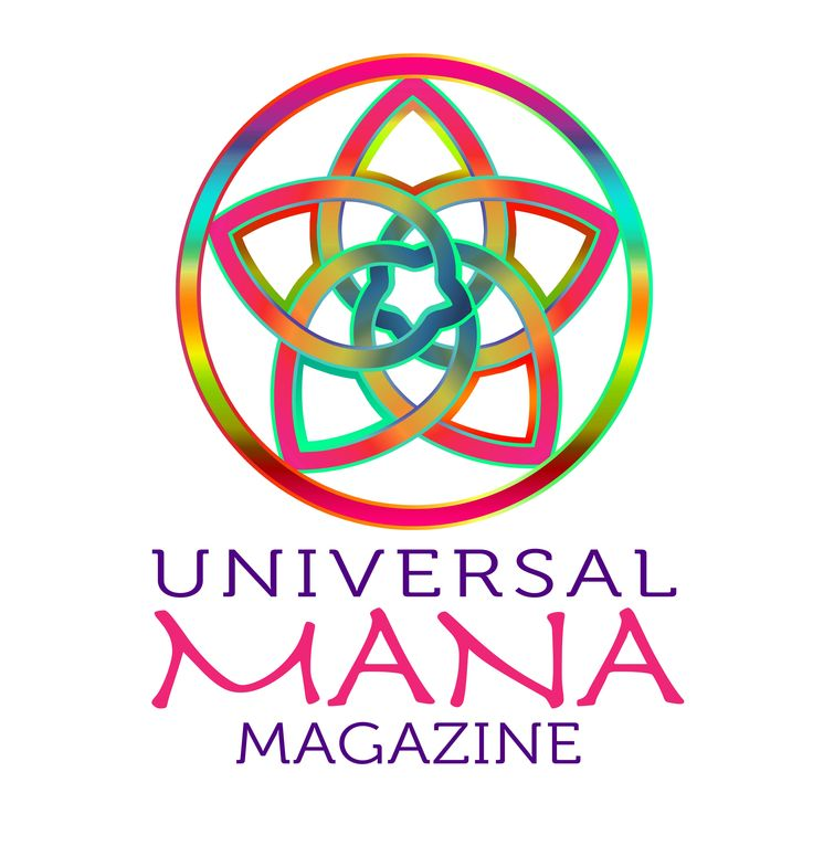 "Logo Design for ""Universal Mana Magazine"" www.universalmana.com"