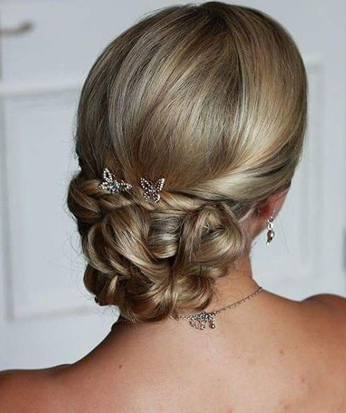 20 Elegant Hairstyles for Formal Occasion 2019 - Page 8 of 20 - Hairstyles Ideas