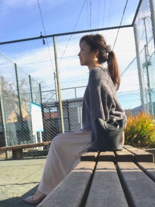急に「見てほしいっ!」と公園で 娘の逆上がり成功を観覧! ニヤニヤが止まらなーいww ٩(⑅´◡`
