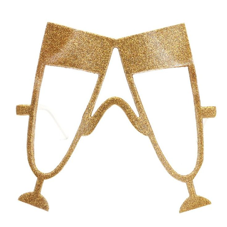 Creative Oktoberfest Champagne Glasses Shaped Eyeglasses Carnival Party Supplies  #Affiliate
