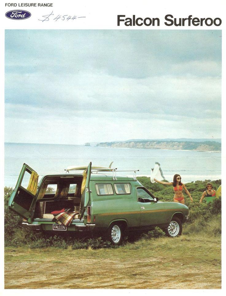 How to make a 'Surferoo': • Take one part wagon or shooting brake. • Take one…