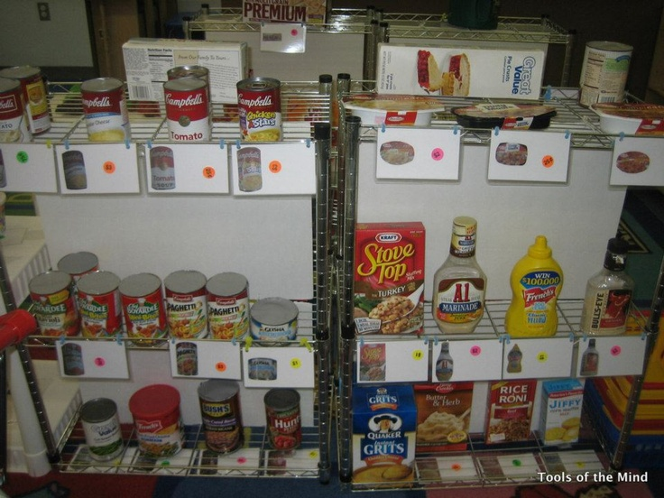 Classroom Store Ideas : Best grocery store play theme preschool prek images