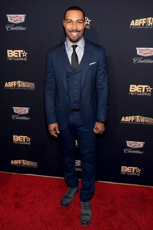 Omari Hardwick Power Suit 15 best Grooms images ...