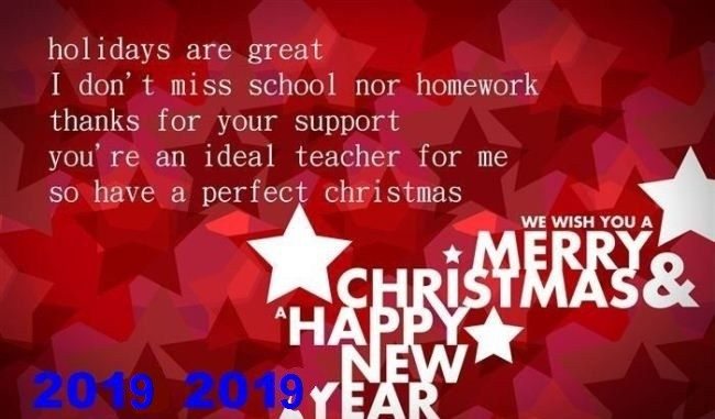 Best Reply For Happy New Year Wishes 2019 Happynewyear2019wishes Happynewyear2019status Hap Wishes For Teacher Christmas Wishes Quotes Happy New Year Wishes