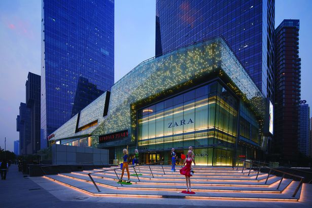 Gemdale Plaza | Laguarda.Low Architects, LLC | Archinect