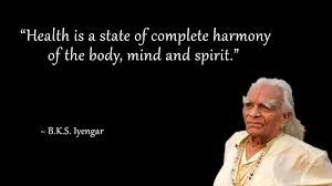 Image result for bks iyengar quotes                                                                                                                                                     More