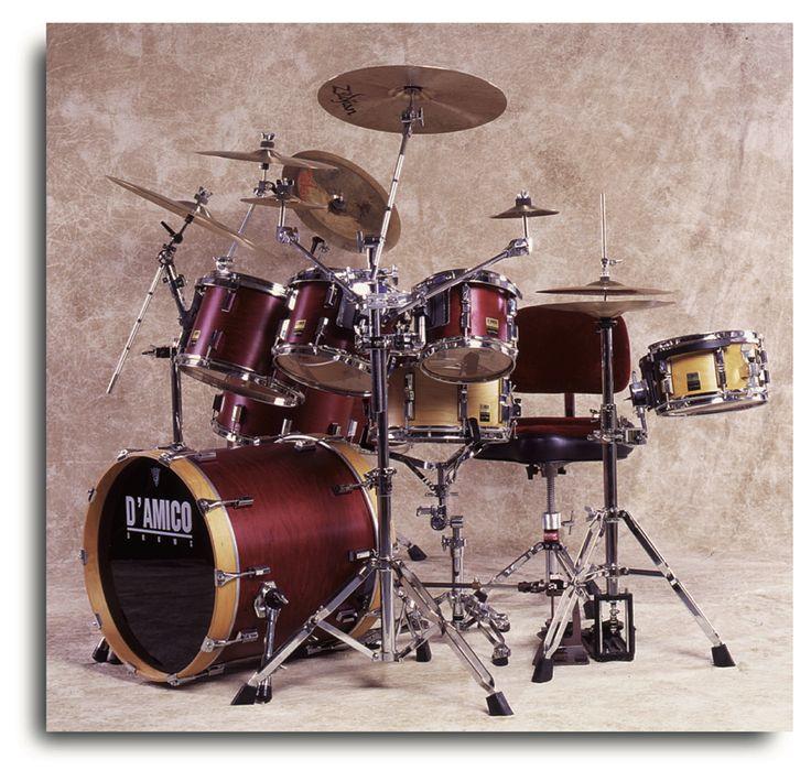 D'Amico Drums