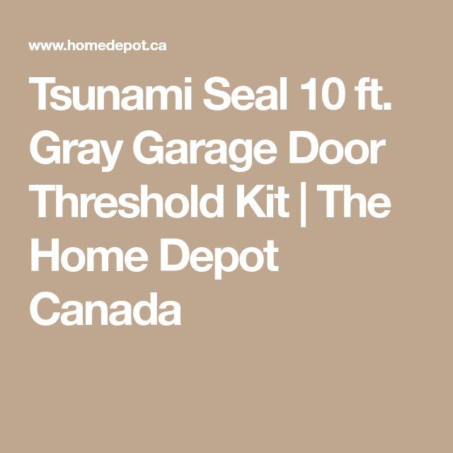 Best 25 Garage Door Threshold Ideas On Pinterest Door