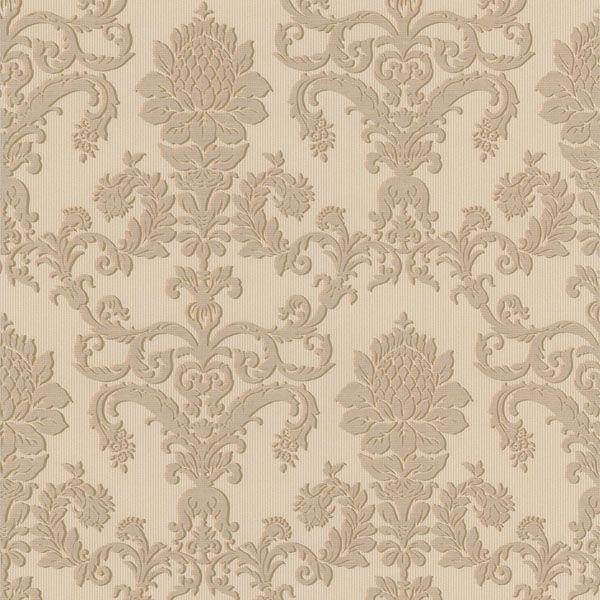 antique cream wallpaper - photo #16