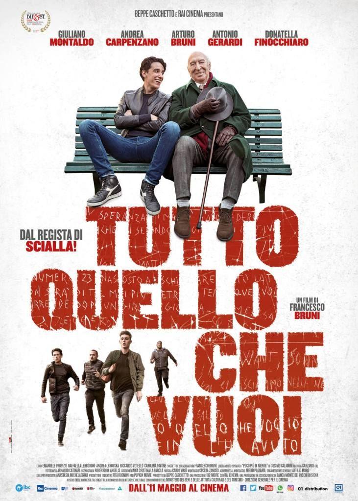 Tutto Quello che Vuoi | Cinema Teatro Dante - Sansepolcro