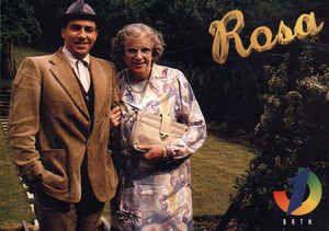 Was het nu op zondagavond of vrijdagavond ? Tante Rosa ( Vermeulen ) en haar zoon Modest !