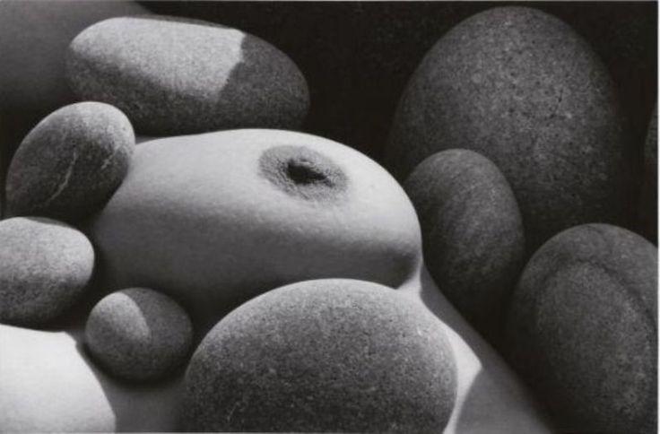 Lucien Clergue (1934 - 2014) - Sein Aux Galets, Plage Sable D'or, Bretagne, 2001