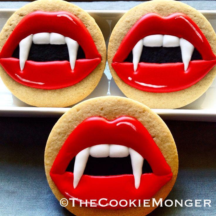 ©TheCookieMonger True Blood/Vampire Cookies Orders: email thecookiemonger@outlook.com