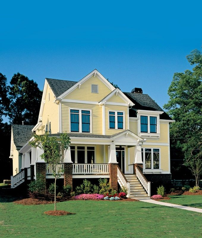 Eplans Craftsman House Plan Old Fashioned Feel