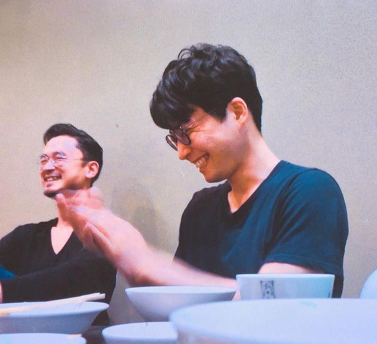 """ถูกใจ 5 คน, ความคิดเห็น 1 รายการ - ふみ (@frfrfr_mi) บน Instagram: """"#星野源 #長岡亮介"""""""