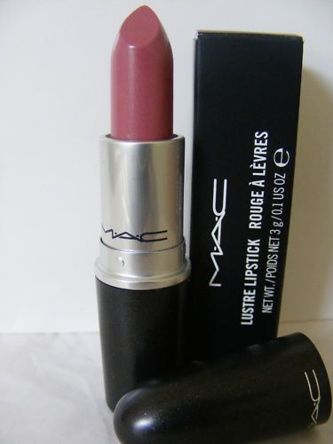 Mac Cosmetic Lipstick Syrup beautiful deeper pink color...PERFECT for brides.