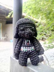 Ravelry: Darth Vader Amigurumi pattern by Chozel Lorenzo