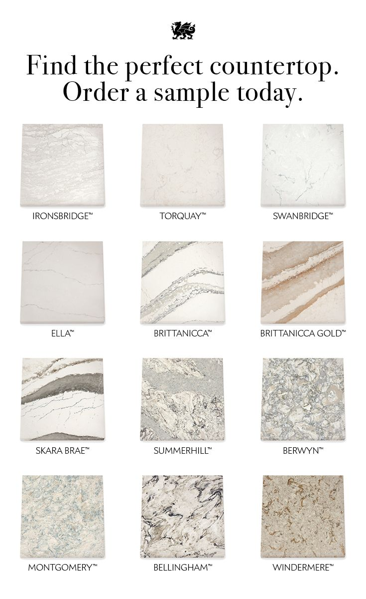 Dreaming Of A Countertop Update Find The Perfect Countertops For