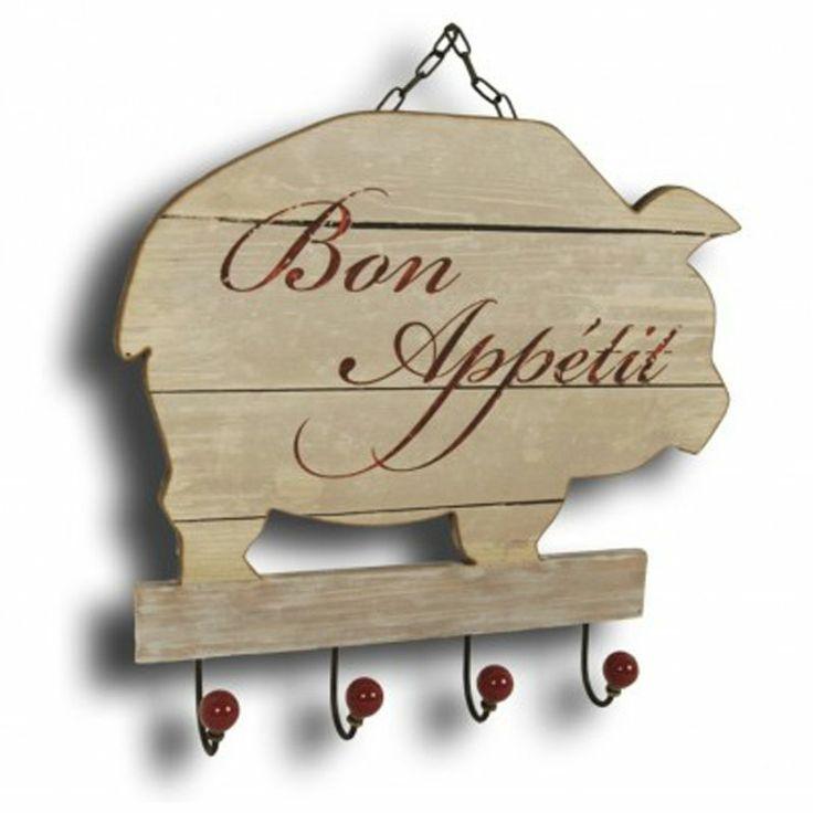 Bon Appétit pig
