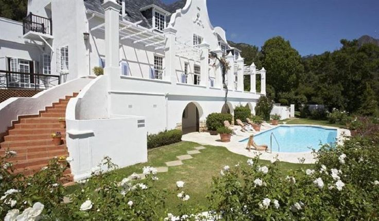 Stillness Manor & Spa - Stillness Manor and Spa is a magnificent and very secluded property located above the Constantia Valley of Cape Town and False Bay. With its luxurious suites, this historic Cape Dutch manor welcomes ... #weekendgetaways #constantia #capetowncentral #southafrica