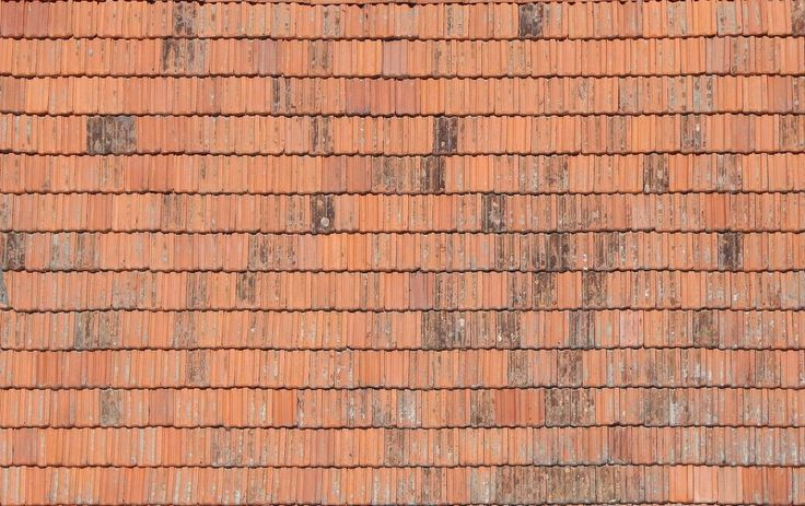 tiles roof red 1