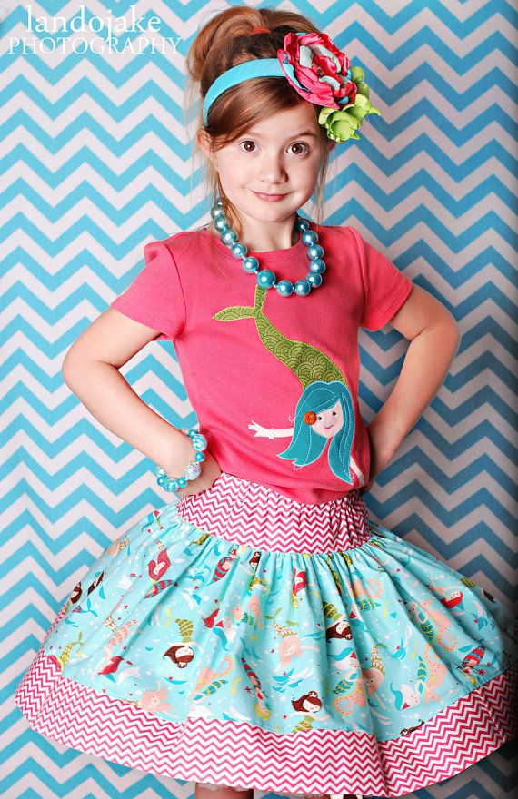Hey, I found this really awesome Etsy listing at https://www.etsy.com/listing/127164662/mermaidia-twirl-skirt-and-applique