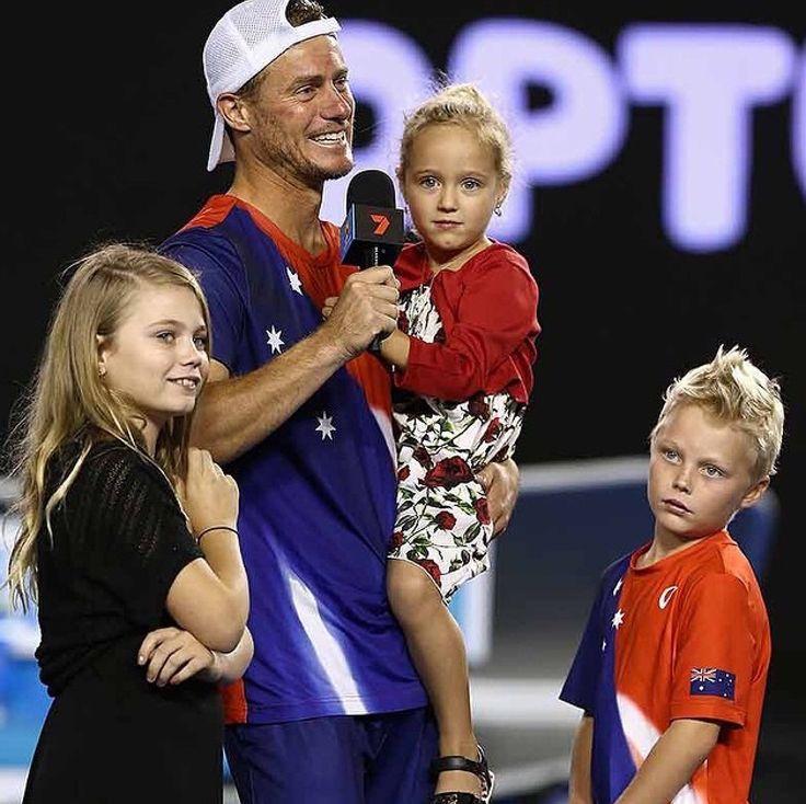 Lleyton Hewitt says goodbye to tennis. Australian Open, 2016