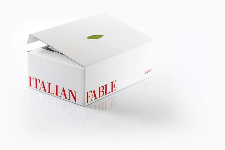 Just order with a click: your Italian Fable will begin with the thrill of expectation and reach its climax with the joy of taste: Pasta, Risotto, Taralli, Cantucci... you name it! www.italianfable.com